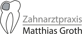 Zahnarzt Matthias Groth - Zahnarztpraxis in Neuruppin - Logo