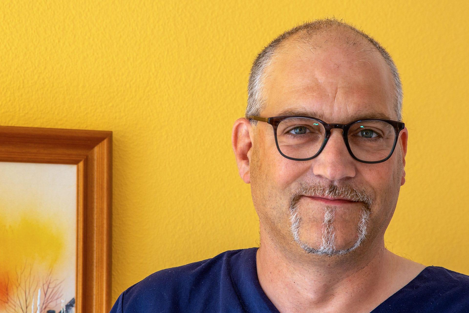 Matthias Groth - Portrait